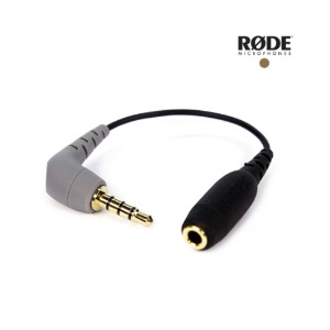 [RØDE] 로데 SC4 3.5mm 3.5mm TRS to TRRS adaptor for smartLav
